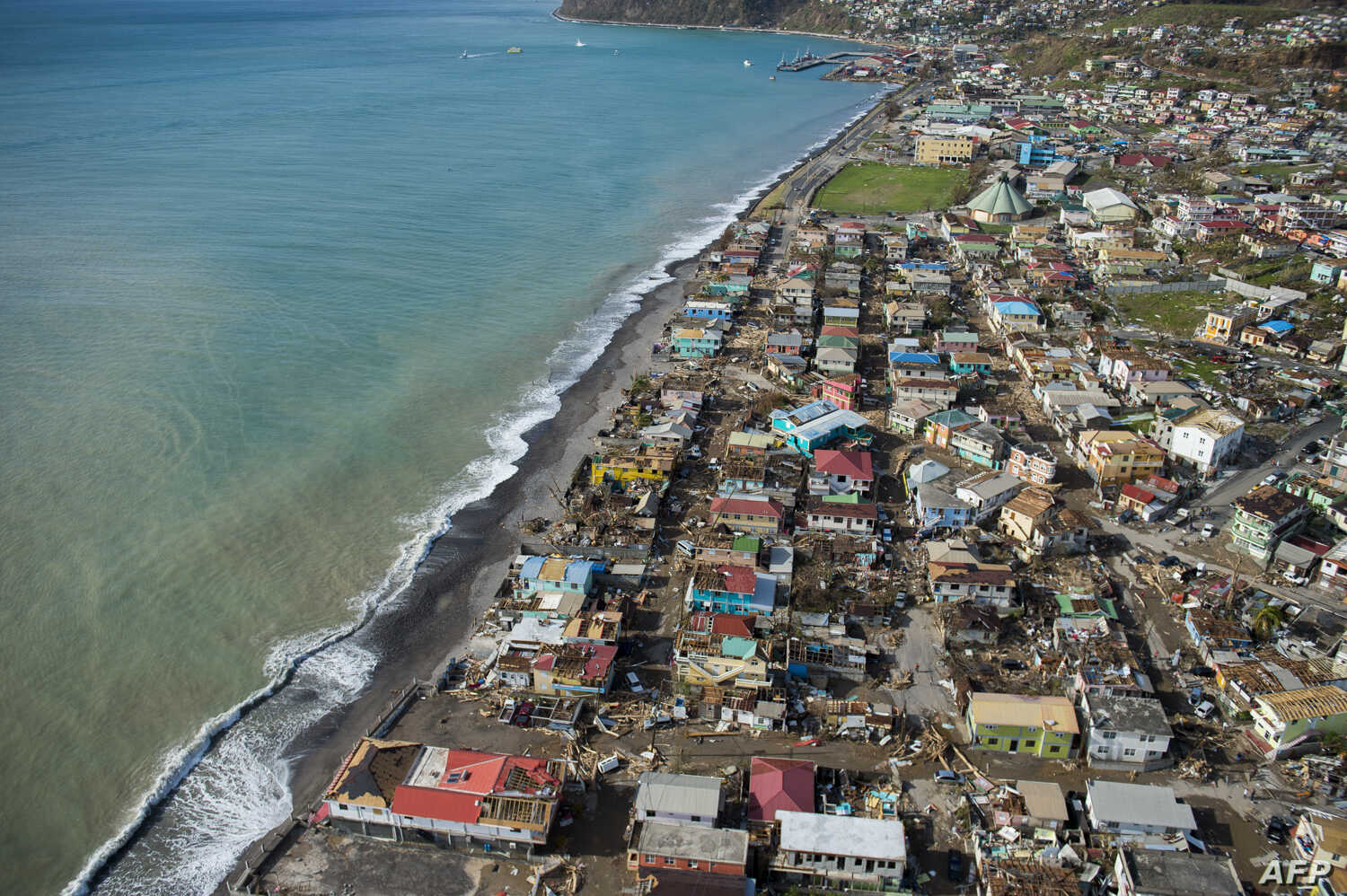 Helping to Build Resilience in the Housing Sector across Dominica