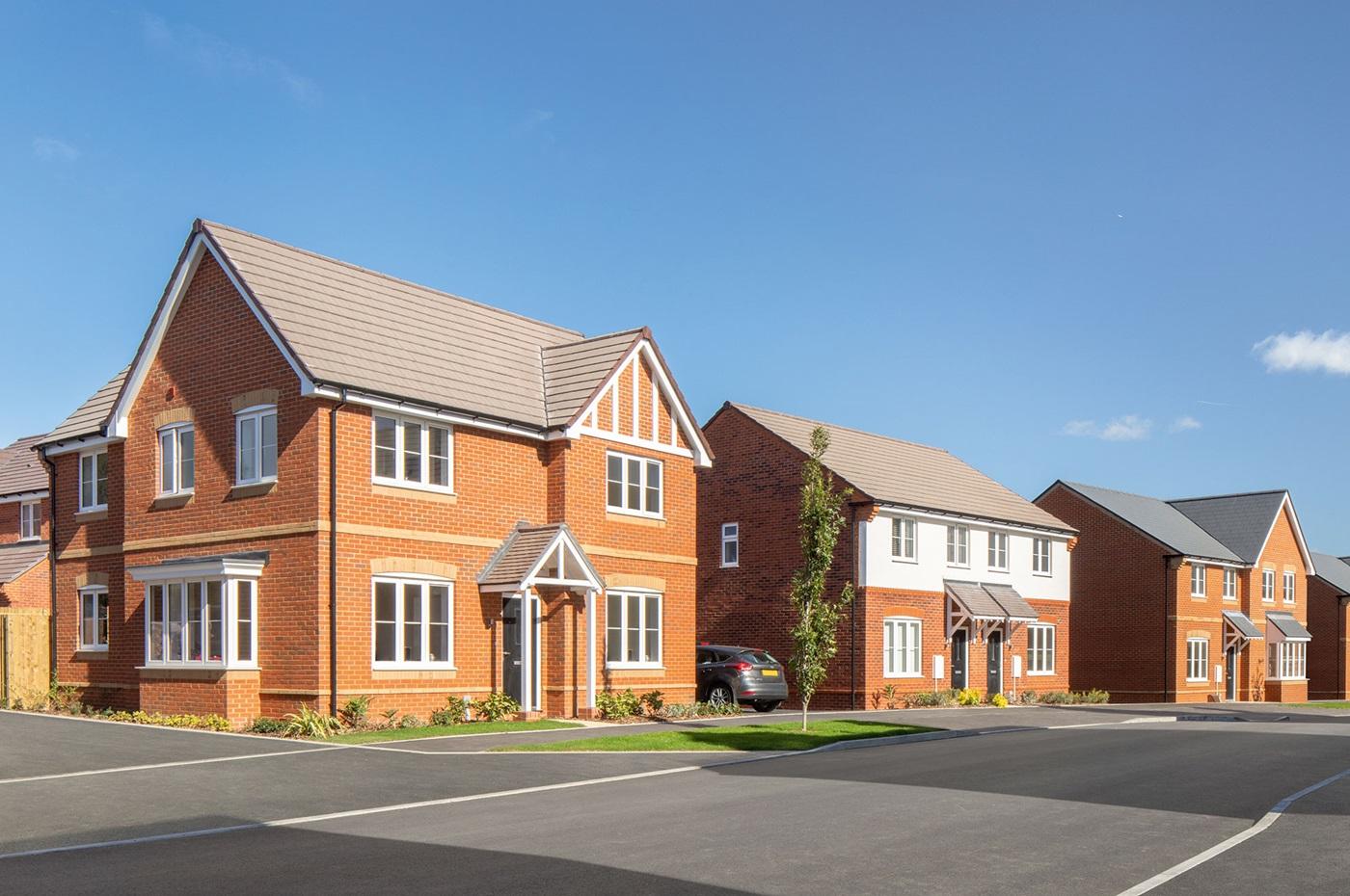 Planning granted for major new residential development