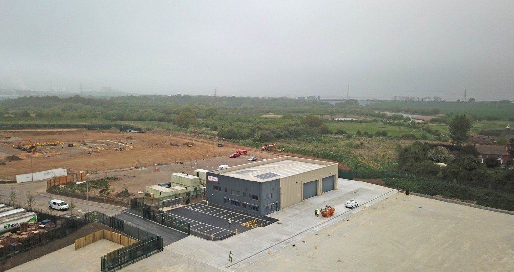 New modular building depot for Pickerings open for business