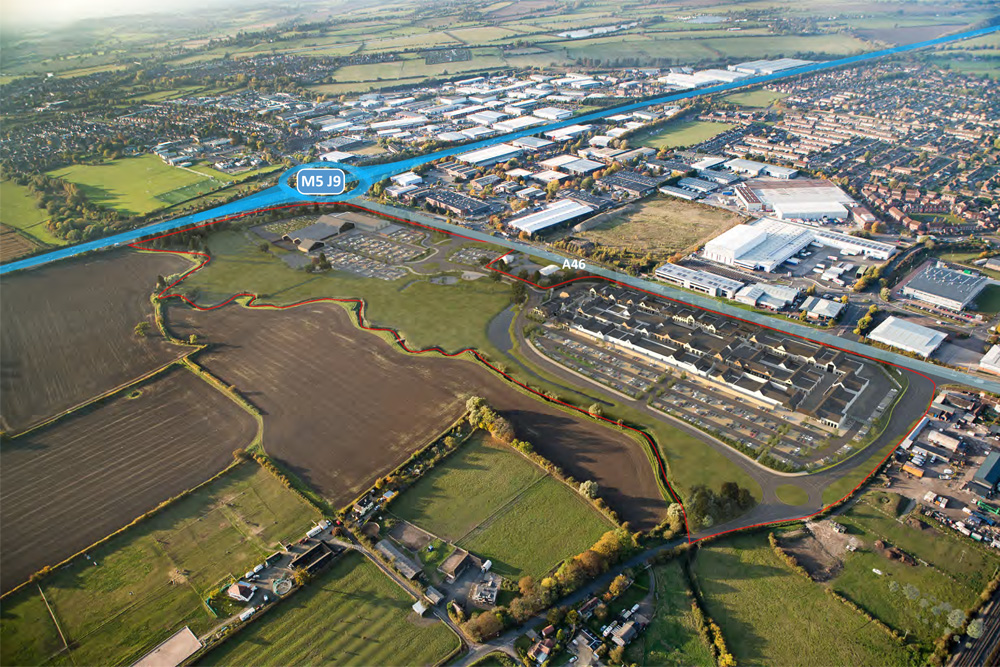 Clarkebond appointed to landmark retail and leisure development