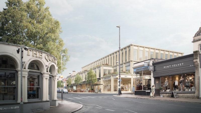 Clarkebond engineers appointed on Clifton Down redevelopment scheme