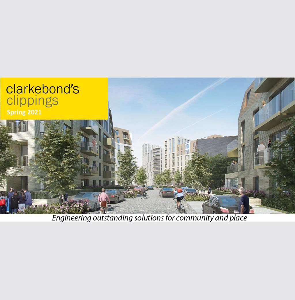 News from Clarkebond